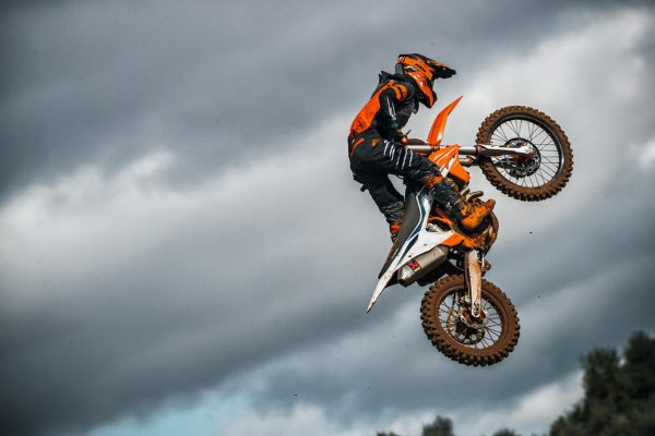 KTM presenta la nueva gama de Motocross 2022